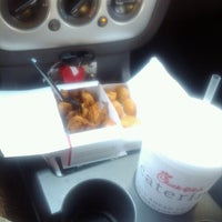 Photo taken at Chick-fil-A by Beau H. on 10/2/2012