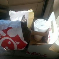 Photo taken at Chick-fil-A by Beau H. on 10/23/2013