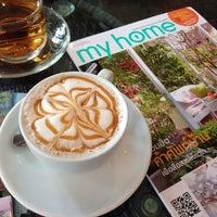 Photo taken at Kala Coffee by Fon on 2/26/2014