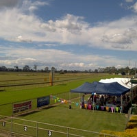 Photo taken at Lockyer Race Club by Michel F. on 4/27/2013
