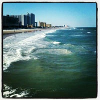 Photo taken at City of Daytona Beach by Dustin N. on 3/6/2013