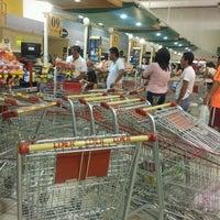 Photo taken at Supermercados Líder by Alexandre B. on 9/24/2012