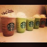 Photo taken at Starbucks by offy g. on 10/23/2013