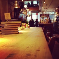 Photo taken at Le Pain Quotidien by Karolina S. on 3/13/2013
