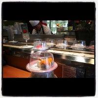 Photo taken at Kura Sushi by Joe M. on 6/11/2013