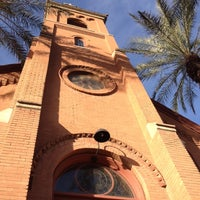 Photo taken at All Saints Catholic Newman Center by Keith on 11/14/2012
