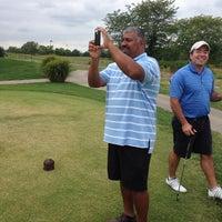 Photo taken at Shoal Creek Golf Course by Thomas C. on 9/24/2013