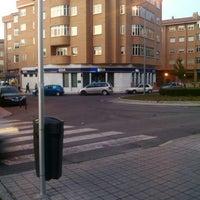 Photo taken at BBVA Oficina by Antonio G. on 2/15/2013