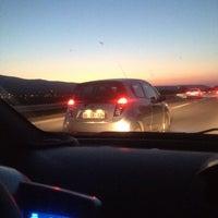 Photo taken at Izmir - Aydin Motorway by Duygu on 7/14/2013