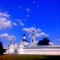 Photo taken at Свято-Введенский Толгский женский монастырь by Wadim S. on 7/7/2013