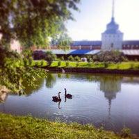 Photo taken at Свято-Введенский Толгский женский монастырь by Wadim S. on 6/30/2013