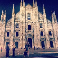 Photo taken at Piazza del Duomo by Helena 🍒 on 7/29/2013