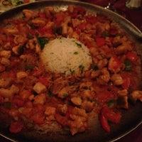 Photo taken at Mediterranean Turkish Barbecue Restaurant by Victoria B. on 9/15/2012