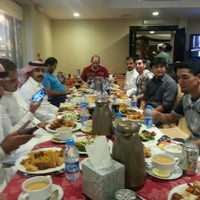 Photo taken at Al Waha Palace Hotel by Mahmoud R. on 7/18/2013