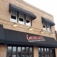 Photo taken at Georgio's Chicago Pizzeria & Pub by Jair R. on 11/5/2012