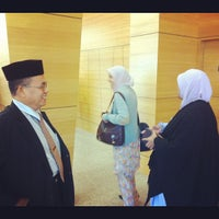 Photo taken at Dewan parlimen 3 by Romy Irwan S. on 11/6/2012