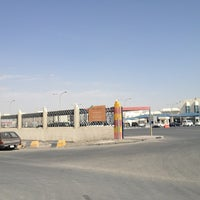 Photo taken at WOQOD Vehicles Inspection (FAHES) Industrial Area by Josue R. on 1/10/2013