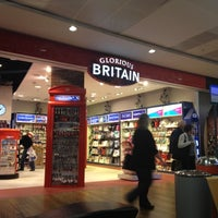 Photo taken at Terminal 3 by Josue R. on 10/26/2012