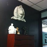 Photo taken at yin yang studio rama 9 by Julia on 4/11/2013
