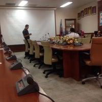 Photo taken at Jabatan Perangkaan Malaysia Negeri Sabah by Hanis K. on 6/24/2016
