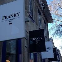 Снимок сделан в Franky Bar пользователем Vasanti 4/14/2013