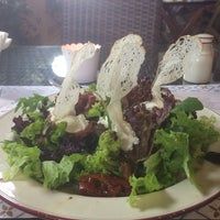 Photo taken at Fettuccine Trattoria by Карина on 9/12/2014