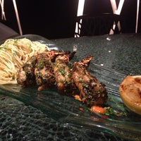Photo taken at B+F Open Flame Kitchen by KuwaitFoodie.com on 7/27/2013