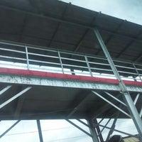Photo taken at Bilaspur Railway Station by Ashvini S. on 9/14/2012