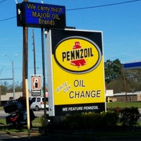 Photo taken at White Oak Oil Change by Jeff on 3/2/2017