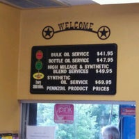 Photo taken at White Oak Oil Change by Jeff on 8/18/2016