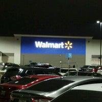 Photo taken at Walmart Supercenter by Jeff on 12/15/2016