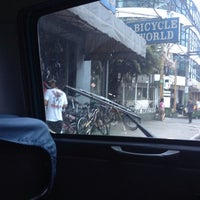Photo taken at Bicycle World Buendia by Lui Joven T. on 11/14/2013