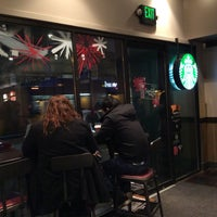 Photo taken at Starbucks by cellwall on 12/30/2014