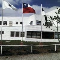 Photo taken at Colegio Patagonia College by Raul C. on 10/17/2012