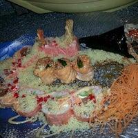 Photo taken at Osaka Hibachi Grill & Sushi Bar by Bruce K. on 12/25/2012