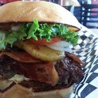Photo taken at LA Burger by Damian E. on 7/27/2013