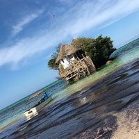 Photo taken at The Rock Restaurant Zanzibar by Yesim İ. on 2/28/2018