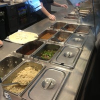 Photo taken at Chipotle Mexican Grill by Tyler W. on 1/26/2013