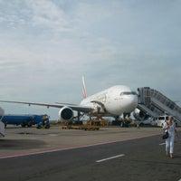 Photo taken at Velana International Airport (MLE) by Redha A. on 5/13/2013
