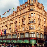 Photo taken at Harrods by Redha A. on 6/30/2013