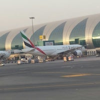 Photo taken at Dubai International Airport (DXB) by Redha A. on 6/26/2013