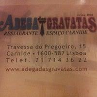 Foto tomada en Adega das Gravatas por António S. el 6/17/2015