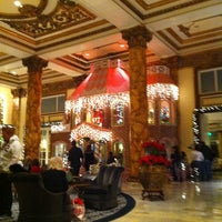 Photo taken at Fairmont Venetian Room by Janice O. on 12/10/2012
