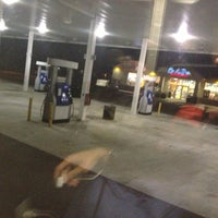 Photo taken at On The Run Exxon by Bryan B. on 1/2/2013