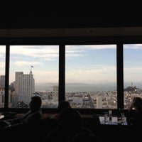 Photo taken at Grandviews Lounge At The Grand Hyatt by Alyssa on 9/14/2012