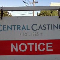 """Photo taken at Central Casting by Matthew """"M@tch"""" R. on 2/21/2013"""