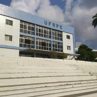 Photo taken at UFRPE - Universidade Federal Rural de Pernambuco by Jonatas d. on 12/8/2012
