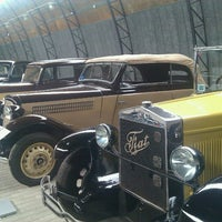 Photo taken at The Bauska Branch of the Riga Motor Museum by Julia F. on 9/23/2012