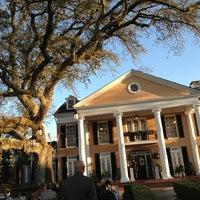 Photo taken at Southern Oaks Plantation by Ryan H. on 3/3/2013