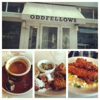 Photo taken at Oddfellows by Nick on 4/18/2013